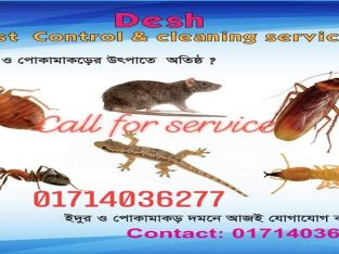 Desh Pest Control and Cleaning Service