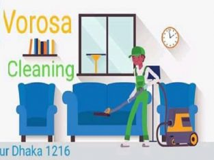 Vorosa Cleaning services